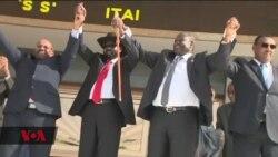 Sudani ya Kusini, imesaini mkataba wa amani katika mji mkuu wa Sudan Khartoum.