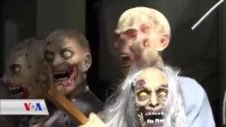 Bajarê New York jibo Cejna Halloween Hate Xemilandin