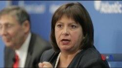 Н. Яресько: Реформи в Україні не є невідворотними, і багато треба ще зробити, щоб зміни були сталими. Відео