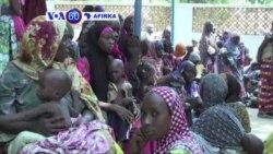 VOA60 AFIRKA: NIGERIA Dinbim Yara Suna Fama Da Yunwa a Arewa Maso Gabashin Najeriya a Dalilin Mummunar Rikicin Boko Haram a Yankin