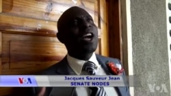 Senatè Jacques Sauveur Jean Mande Tout Ayisyen Mete Tèt yo Ansanm