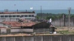 Brezilya'da Yine Cezaevi Olayları: 26 Ölü