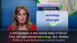 Anh ngữ đặc biệt: High Tech Agriculture (VOA)