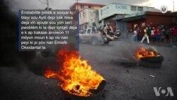 Lyen Afeksyon Ki Egziste ant Etazini ak Ayiti