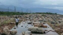 In Photos: Hurricane Matthew Eyes Florida After Devastating Haiti, Cuba