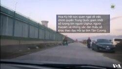 Trung Quốc đối xử tàn tệ với người thiểu số Hồi giáo tại Tân Cương