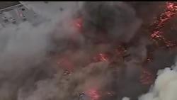 2013-09-13 美國之音視頻新聞: 新澤西海灘失火