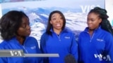 TASKAR VOA: A Karon Farko 'Yan Najeriya Za Su Kara A Gasar Tseren Kankara A Olympics