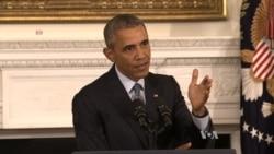 Obama, World Leaders Reject Russian 'Terrorist' Strikes in Syria