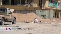 شەڕی دژ بە داعش لە لیبیا