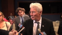 Actor Richard Gere Testifies at US Congressional Hearing on Human Rights