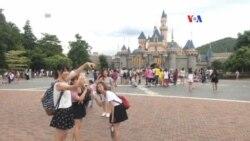La magia de Disney es única en EE.UU.