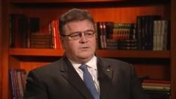 Министр иностранных дел Литвы: Мы не гордимся санкциями, как способом общения