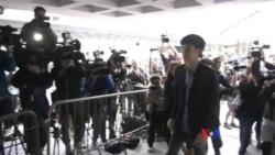 香港高等法院開審獨派議員宣誓案