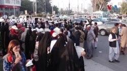 کراچی: جبری گمشدگیوں کا معاملہ، انوکھا مظاہرہ