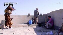 Kurdish Forces Repel IS Kirkuk Attack