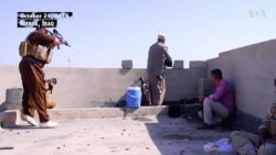 Kurdish Forces Repel IS Kirkuk Attack
