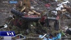 Gjermani, situatë e rënduar nga përmbytjet vdekjeprurëse