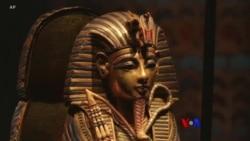 Pharaoh ဘုရင္ Tutankhamun ရဲ႕ရတနာမ်ား