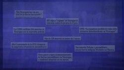 Punto de Vista: U.S. Sanctions Nicaraguan Officials