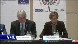Vëzhguesit e BE mbi zgjedhjet në Maqedoni