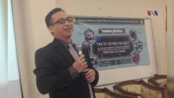 DR. Taufik, Dosen Teknik Elektronika di California Polytechnic State University
