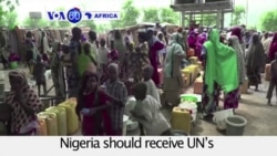 "VOA60 Africa - MSF: Nigeria should receive UN's ""top emergency status"""