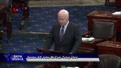 Sapa Dunia VOA: Senator AS John McCain Tutup Usia