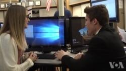 加州高中生创造虚拟股票市场