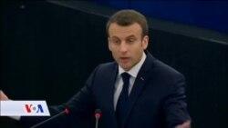Macron: Populističko-nacionalistički trend ugrožava koncept Evrope