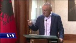Kryetari i Parlamentit Meta për reformën në drejtësi
