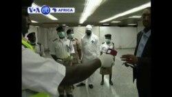 VOA60 Afirka: Ebola, Najeriya, Agusta 6, 2014