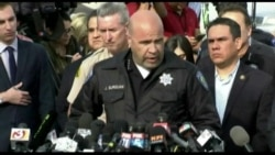 San Bernardino Police Chief Discusses Shooting Rampage