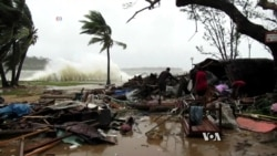 Disaster Conference Meets Against Backdrop of Vanuatu Cyclone Destruction
