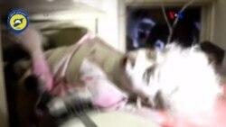 Siria Alepo hospitales, blancos de ataques sirios