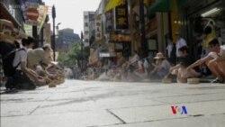日本熱浪致60人死亡