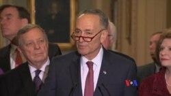 美國新一屆參議院推舉兩黨領袖