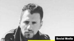 هوشمند علیپور زندانی کرد ایرانی که به اعدام محکوم شده است