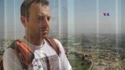 Aleksandr Lapşin Dağlıq Qarabağa turist kimi getdiyini bildirib