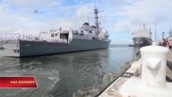 Phiến quân Yemen tấn công hụt các tàu hải quân Hoa Kỳ