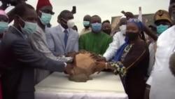 Mwanamuziki Akon wa Senegal aanzisha mradi wa mji wa kisasa mjini Dakar.