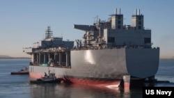 FILE - USS Hershel 'Woody' Williams