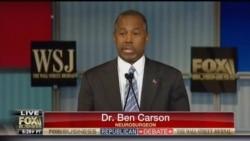 US Politics Carson