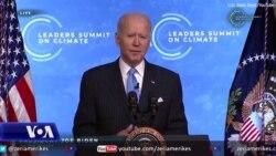 Presidenti Biden thekson përfitimet e luftës kundër ndryshimeve klimatike