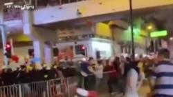 Bạo động tiếp diễn ở Hong Kong