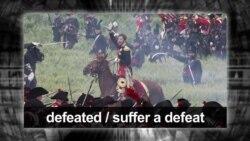 Học tiếng Anh qua tin tức - Nghĩa và cách dùng từ Hostility (VOA)