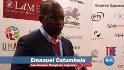 Angola quer estar no ranking das melhores universidades de África