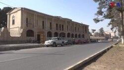 مَرمت یک عمارت عصر امانیه در هرات