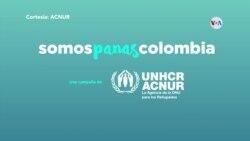 """Con """"Somos panas"""" ACNUR enfrenta la xenofobia"""
