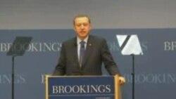Başbakan Erdoğan'ın Brookings Enstitüsü'ndeki konuşması